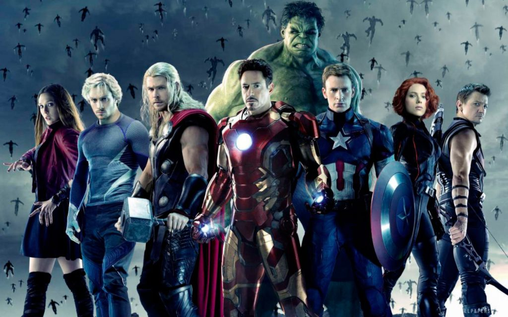Capsule Review: Marvel Cinematic Universe